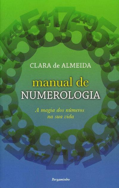 Manual de Numerologia, Clara de Almeida
