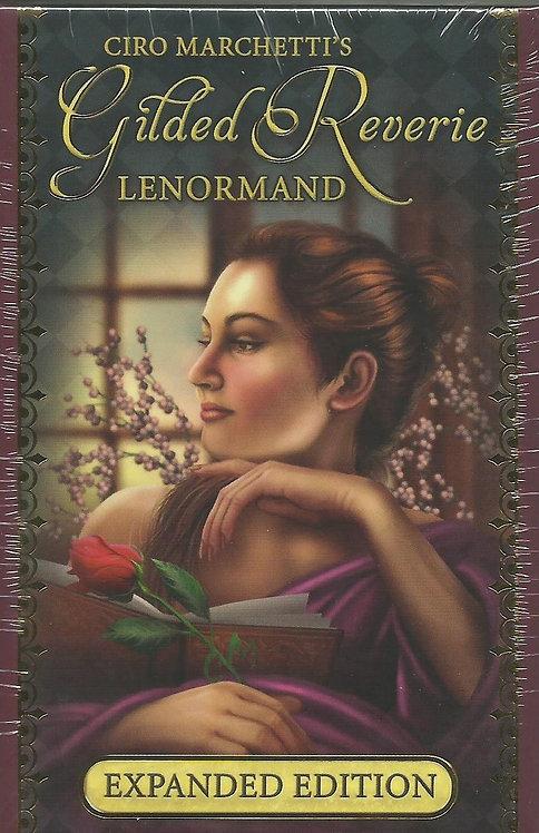 Gilded Reverie Lenormand (Oráculo Cigano)