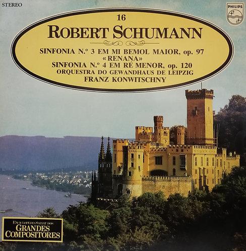 Robert Schumann Grandes Compositores, Nº 16