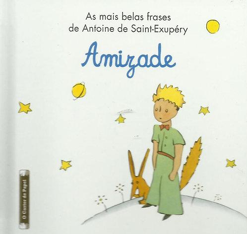 As Mais Belas Frases de Antoine de Saint-exupéry - Amizade