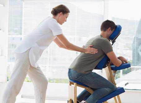 Formação em Quick Chair Massage