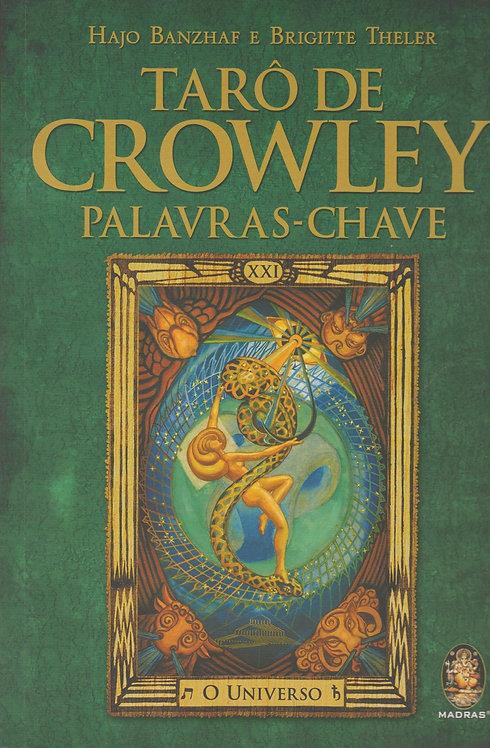 Tarô de Crowley Palavras-Chave de Hajo Banzhaf e Brigitte Theler
