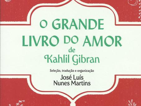 O Grande Livro do Amor de Kahlil Gibran