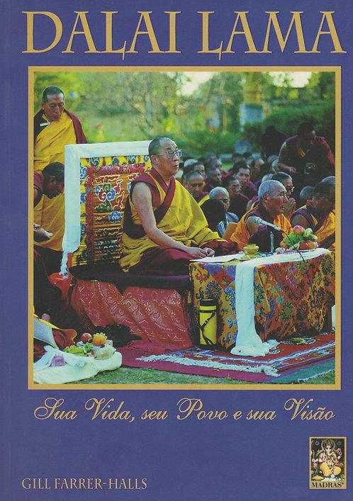 Dalai Lama Sua Vida, seu Povo e sua Visão de Gil Farrer-Halls