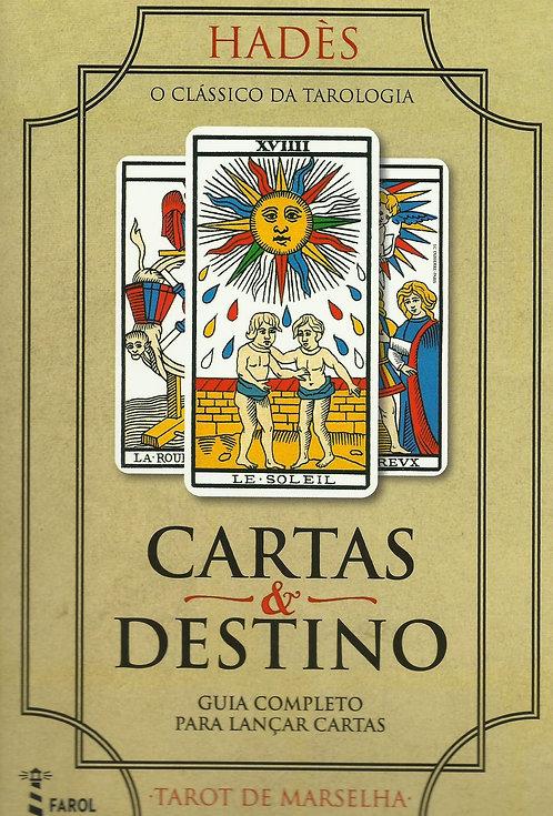 Cartas e Destino Guia completo para lançar cartas e tarot de Marselha de Hadès