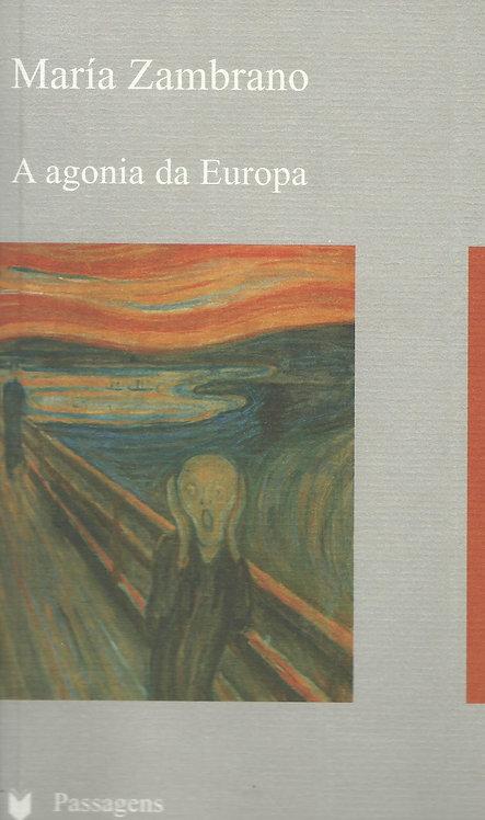 A Agonia da Europa de Maria Zambrano