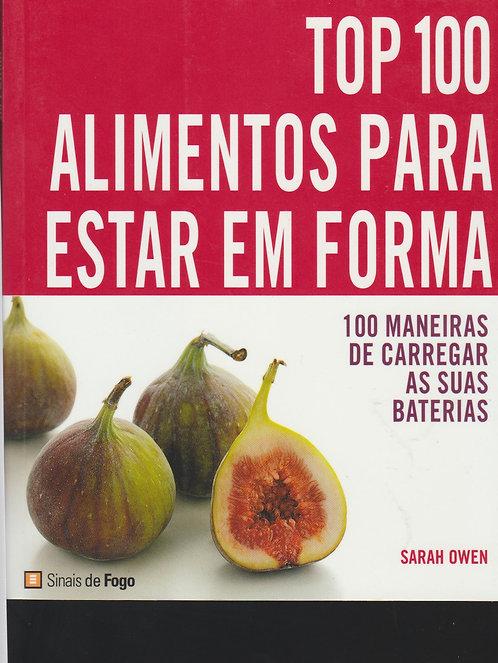 Top 100 Alimentos para Estar em Forma de Sarah Owen