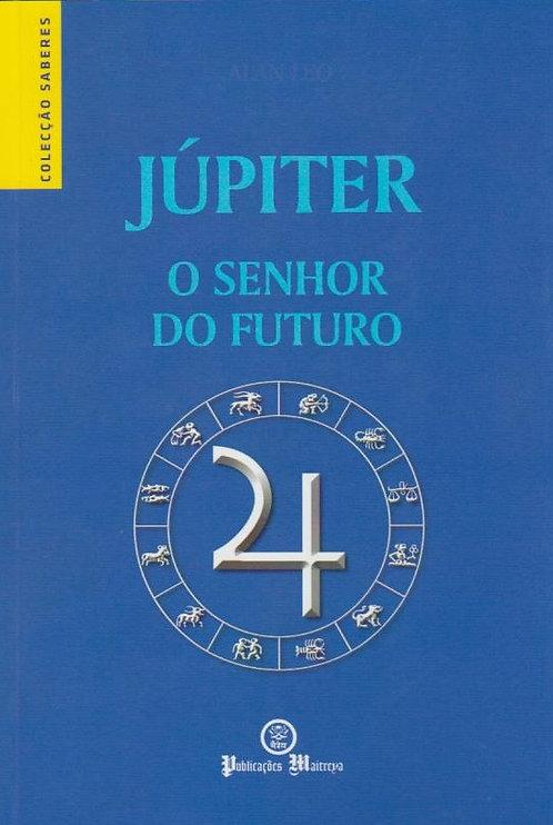 Júpiter: O Senhor do Futuro de Alan Leo
