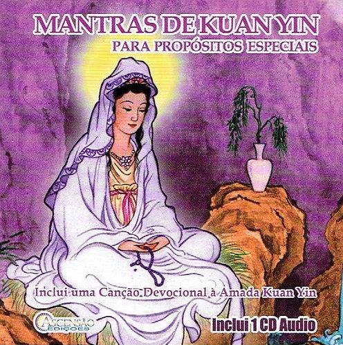Mantras de Kuan Yin (Inclui Cd Audio) de Elizabeth Clare Prophet