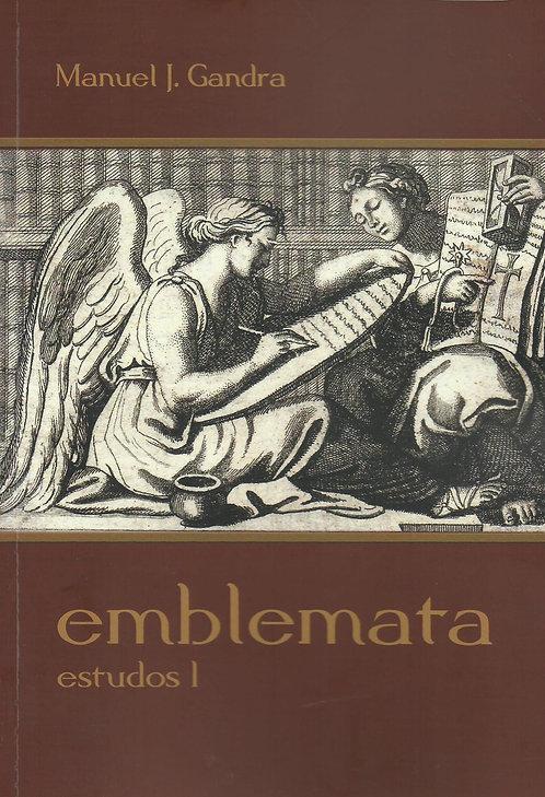 Emblemata, Estudos I de Manuel J. Gandra