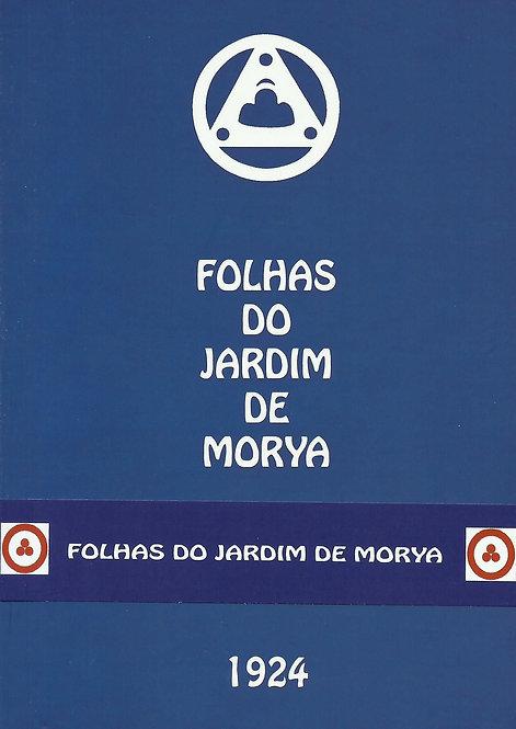 Folhas do Jardim de Morya - Livro 1: O Chamamento de Mestre Morya