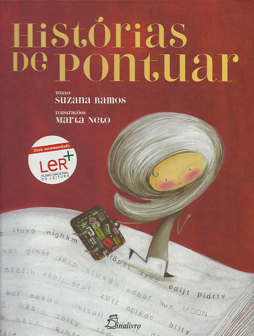Histórias de Pontuar de Suzana Ramos; Ilustração: Marta Neto