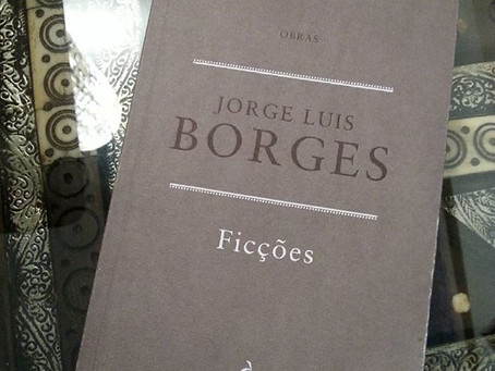 Clube de leitura - Jorge Luís Borges