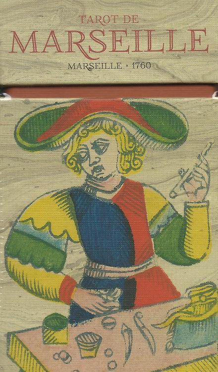 Tarot De Marseille: Marseille 1760 - Limited Edition