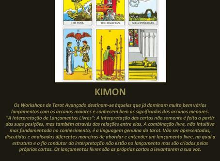 Workshop Tarot avançado por Kimon