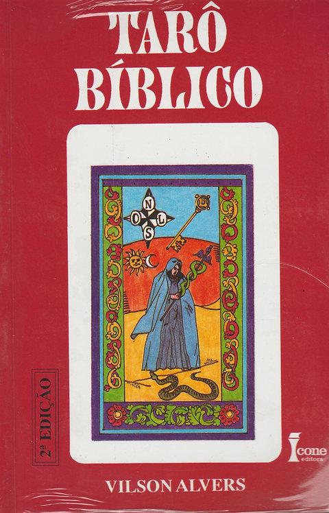 Tarô Bíblico (Contém 78 Lâminas) (Contém 27 Lâminas) de Vilson Alvers