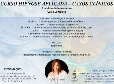 Curso Aplicado de Hipnose - Casos Clínicos