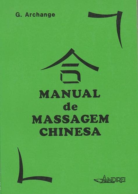 Manual De Massagem Chinesa de G. Archange