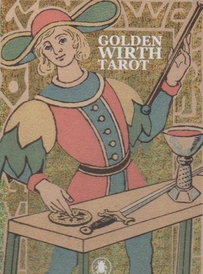 Golden Wirth Tarot (Arcanos Maiores)