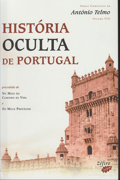 História Oculta de Portugal  de António Telmo