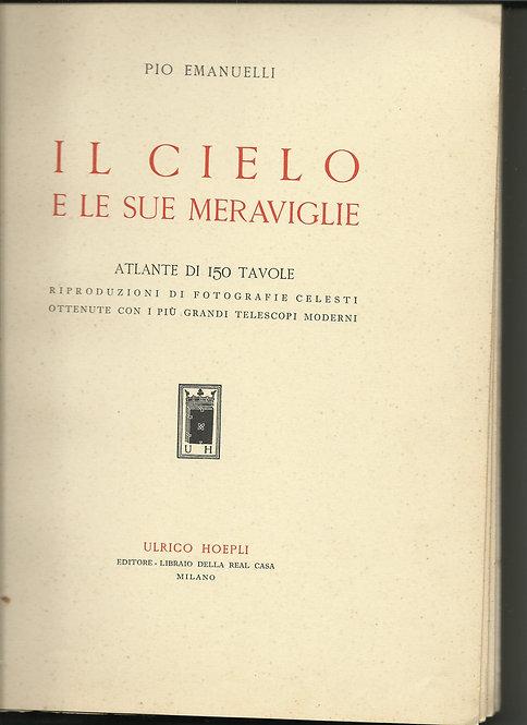 Il Cielo y le Sue Meraviglie de Pio Emanuelli