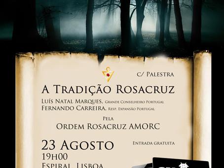 A Tradição Rosacruz - Palestra