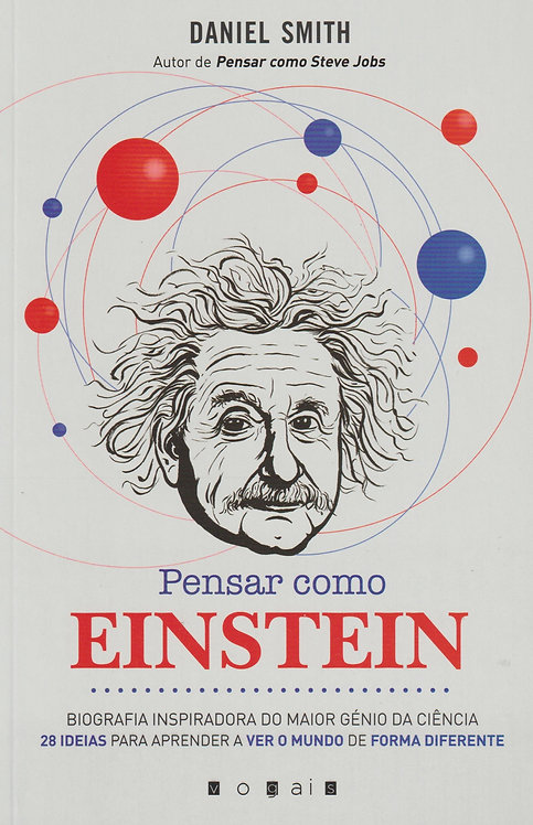 Pensar como Einstein de Daniel Smith