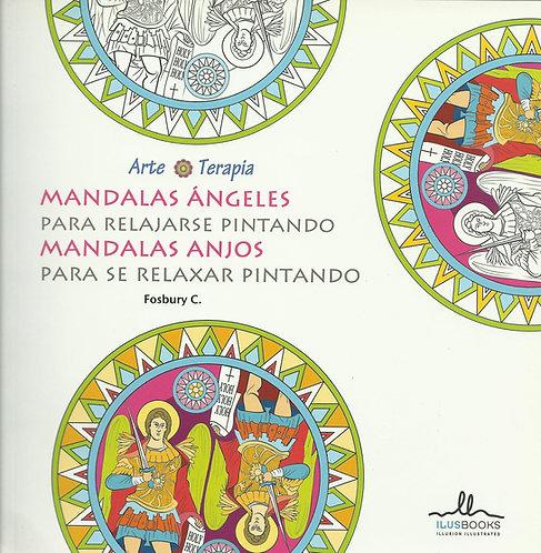 Mandalas Anjos de Fosbury C.