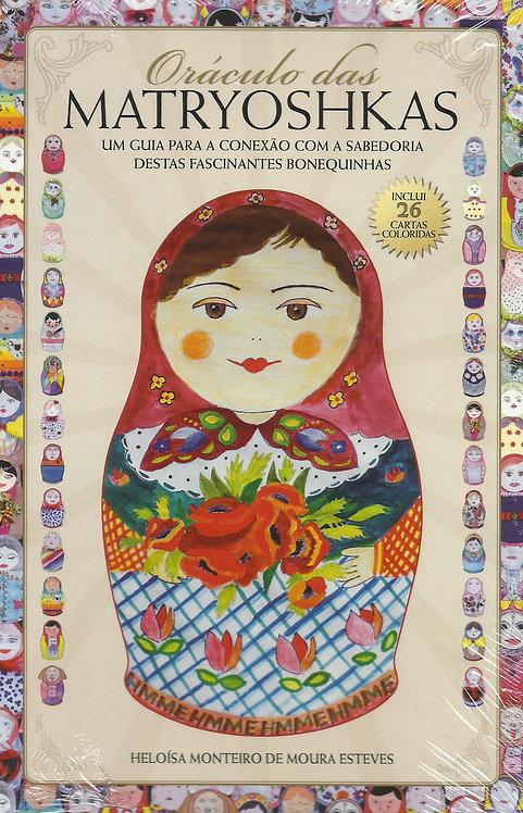 Oráculo das Matryoshkas (Livro + Cartas) de Heloísa Monteiro