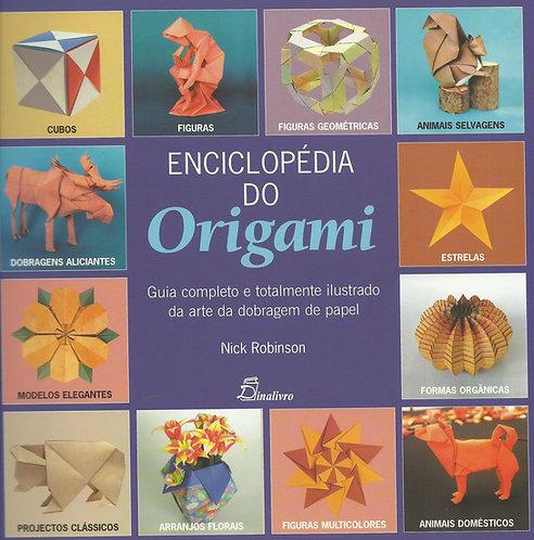 Enciclopédia do Origami de Nick Robinson