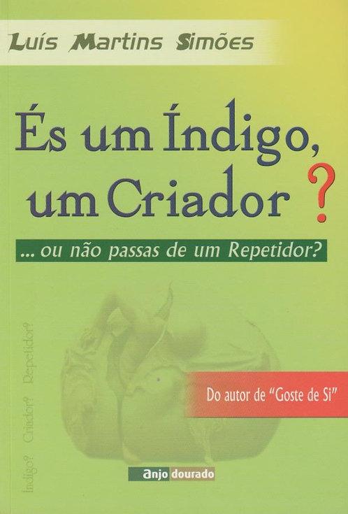 És Um Índigo, Um Criador? ... Ou Não Passas de um Repetidor? de Luís M. Simões