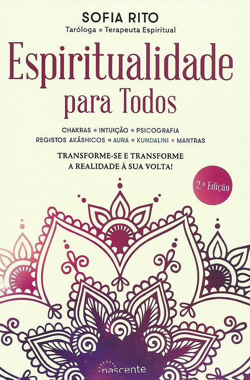 Espiritualidade para Todos (2ª Edição) de Sofia Rito
