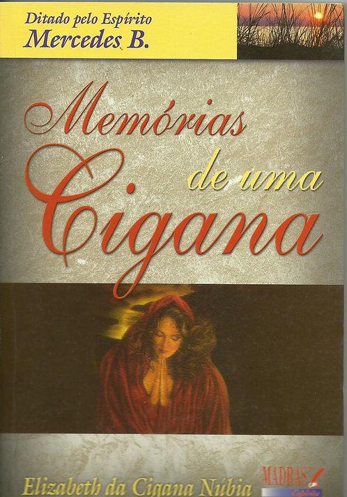 Memórias de Uma Cigana de Elizabeth da Cigana Núbia