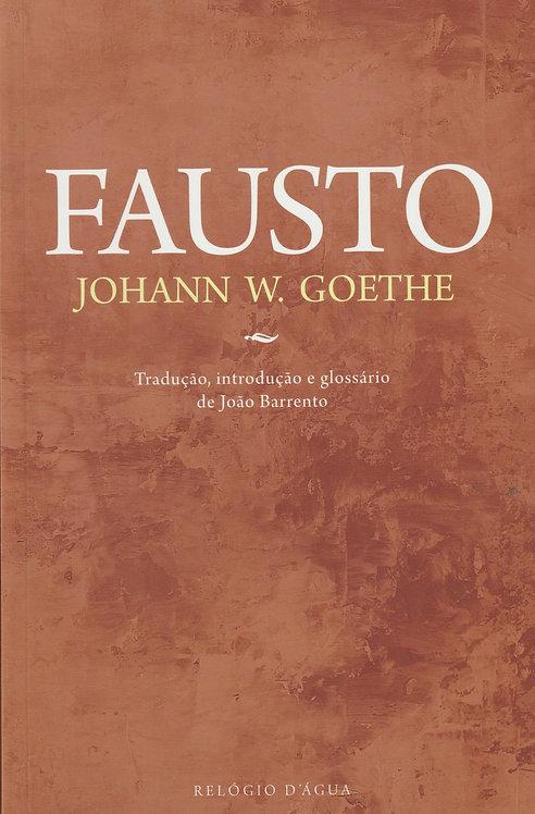 Fausto de Johann Wolfgang Goethe
