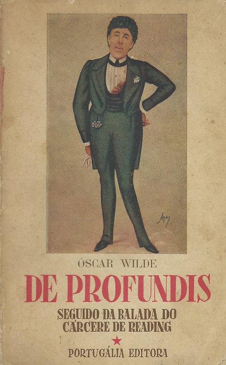 De Profundis de Óscar Wilde