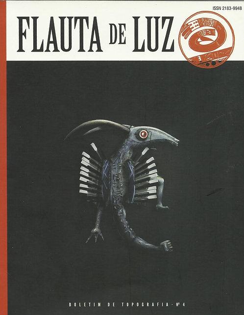 Flauta de Luz N.º 4 Revista de Crítica da Cultura