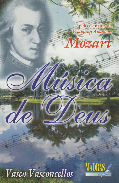 Música de Deus de Vasco Vasconcellos