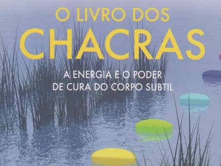 O Livro dos Chacras: A energia e o poder de cura do corpo subtil de Osho