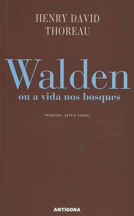 Walden ou a Vida nos Bosques (5ª Edição) de Henry David Thoreau
