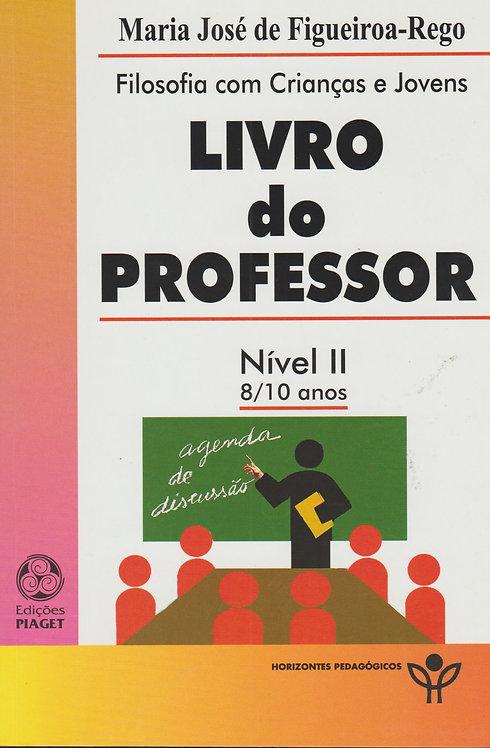 Livro do Professor - Nível II 8/10 anos de Maria José de Figueiroa-Rego