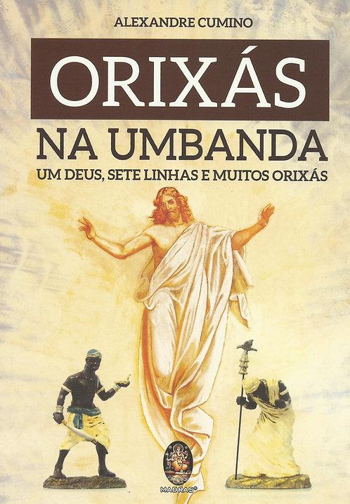 Orixás na Umbanda Um Deus, sete linhas e muitos orixás de Alexandre Cumino