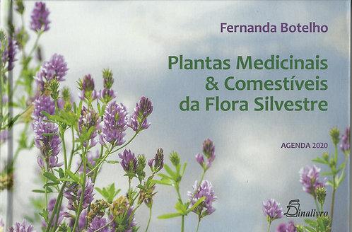 Plantas Medicinais & Comestíveis da Flora Silvestre de Fernanda Botelho