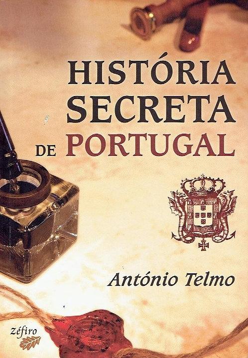História Secreta de Portugal de António Telmo