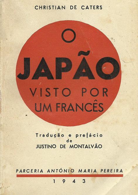 O Japão Visto por Um Francês de Christian de Caters