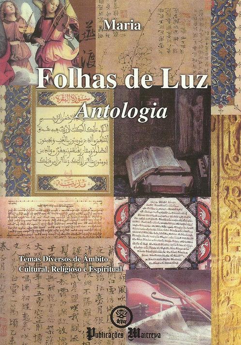 Folhas de Luz Antologia de Maria