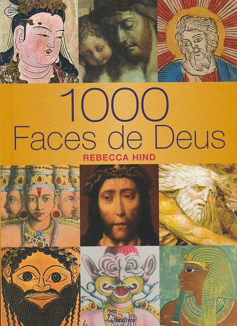 1000 Faces de Deus de Rebecca Hind