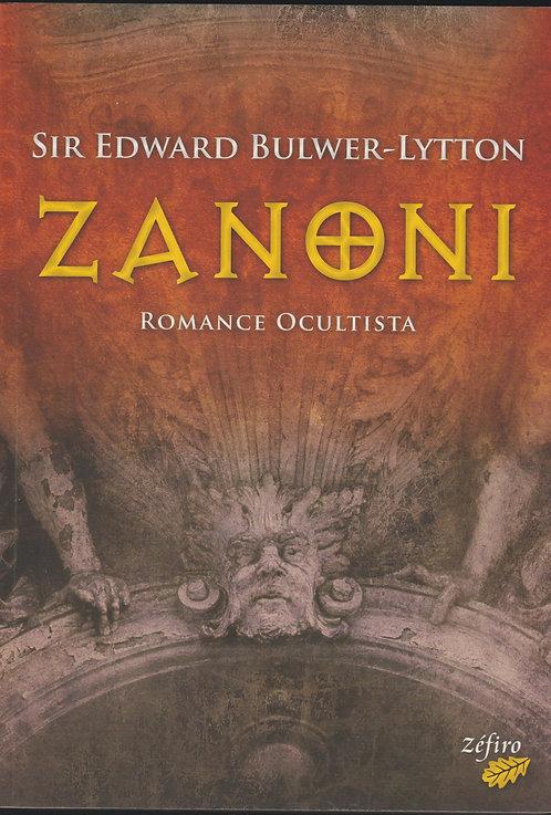 Zanoni Romance ocultista de Edward Bulwer-Lytton