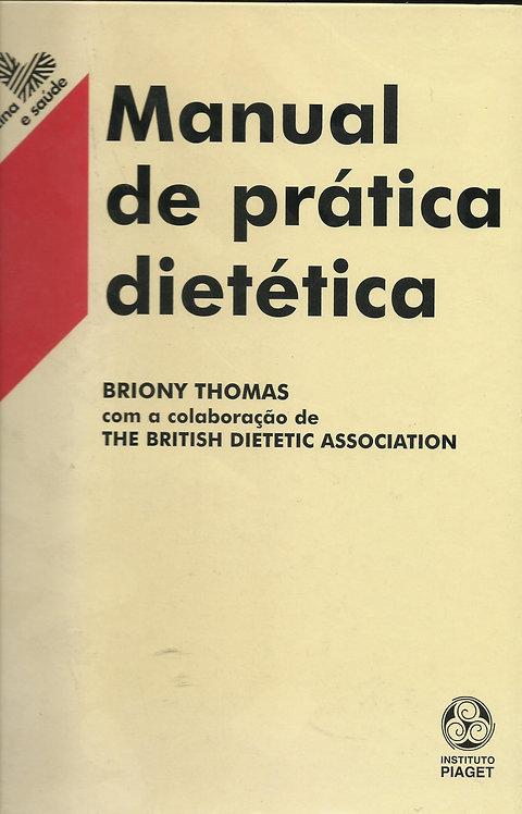 Manual de Prática Dietética de Briony Thomas