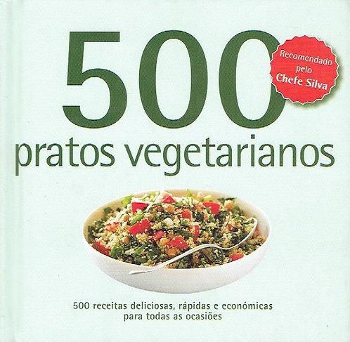 500 Pratos Vegetarianos de Deborah Gray