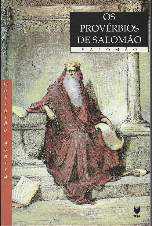 Provérbios de Salomão de Salomão